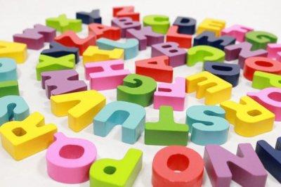 幼儿英语单词26个字母的儿歌记忆