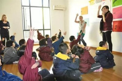幼儿英语教学游戏法有