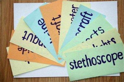 儿童英语入门单词怎么