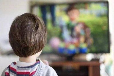 孩子看英语动画片能提
